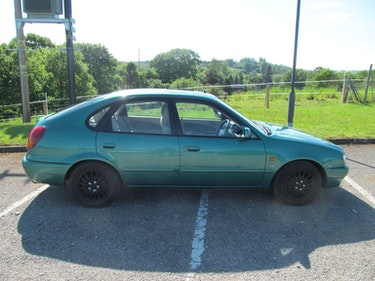 Picture of 1997 Automatic toyota corolla 1.6 For Sale
