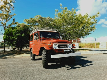 Picture of 1984 Toyota Land Cruiser BJ40 3,0 1 owner Unrestored Unmolested For Sale