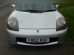 2002 TOYOTA MR2 1.8 VVTI CONVERTIBLE  (IDEAL EXPORT) For Sale (picture 2 of 5)