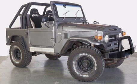Picture of 1976 Toyota FJ40 Land Cruiser For Sale by Auction