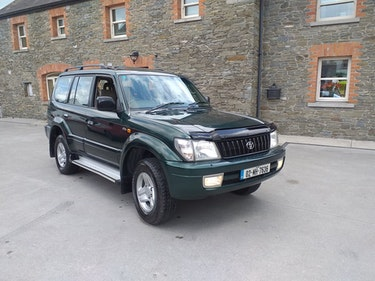 Picture of 2002 Toyota Landcruiser Colorado VX 8 Seater For Sale