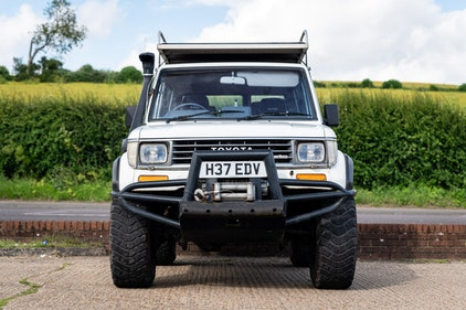 Picture of 1991 Toyota Land cruiser J70 3dr 2.5 TD II For Sale