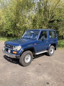 Picture of 1992 LAND CRUISER LJ70 For Sale