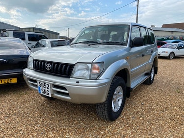Picture of 1998 Toyota Land Cruiser Colorado 3.0 TD GX 5dr For Sale