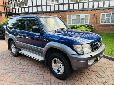 Picture of 2002 Toyota Landcruiser Colorado VX  3.0 TD Auto (8 seats) For Sale