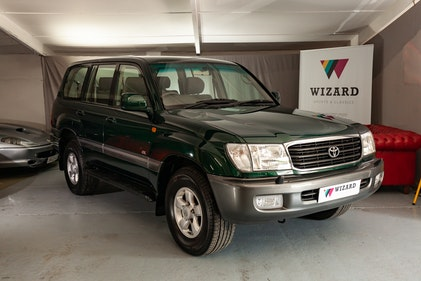 Picture of 2000 Exceptional Land Cruiser Amazon GX 4.2 Auto For Sale