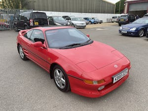 1993 LOVELY  FSH  LOW  MILES  MR2GT  UK  CAR For Sale (picture 1 of 8)