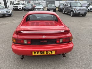 1993 LOVELY  FSH  LOW  MILES  MR2GT  UK  CAR For Sale (picture 4 of 8)