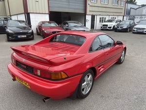 1993 LOVELY  FSH  LOW  MILES  MR2GT  UK  CAR For Sale (picture 5 of 8)