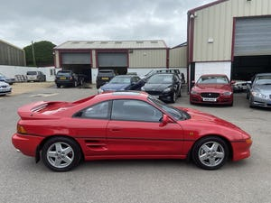 1993 LOVELY  FSH  LOW  MILES  MR2GT  UK  CAR For Sale (picture 6 of 8)