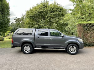 2013 (13) Stunning! toyota hilux invincible! 3.0 - d4d 63k! For Sale (picture 3 of 12)