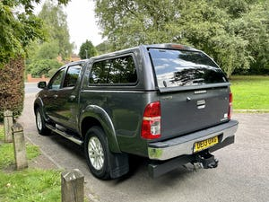 2013 (13) Stunning! toyota hilux invincible! 3.0 - d4d 63k! For Sale (picture 6 of 12)
