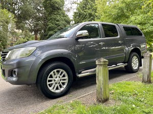 2013 (13) Stunning! toyota hilux invincible! 3.0 - d4d 63k! For Sale (picture 7 of 12)