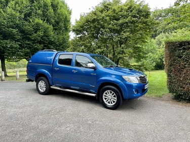 Picture of 2015 (65)Island blue!  toyota hilux invincible! 3.0 - 74k! For Sale