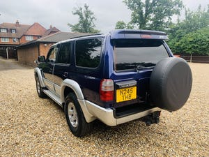 1996 Toyota Hilux Surf 3.0 Turbo Diesel  Auto Gen 3 For Sale (picture 5 of 12)