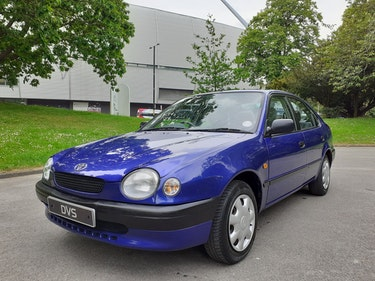 Picture of 1997 Toyota Corolla 1.3 GS Sportif 1 Prev Owner 28k Miles For Sale