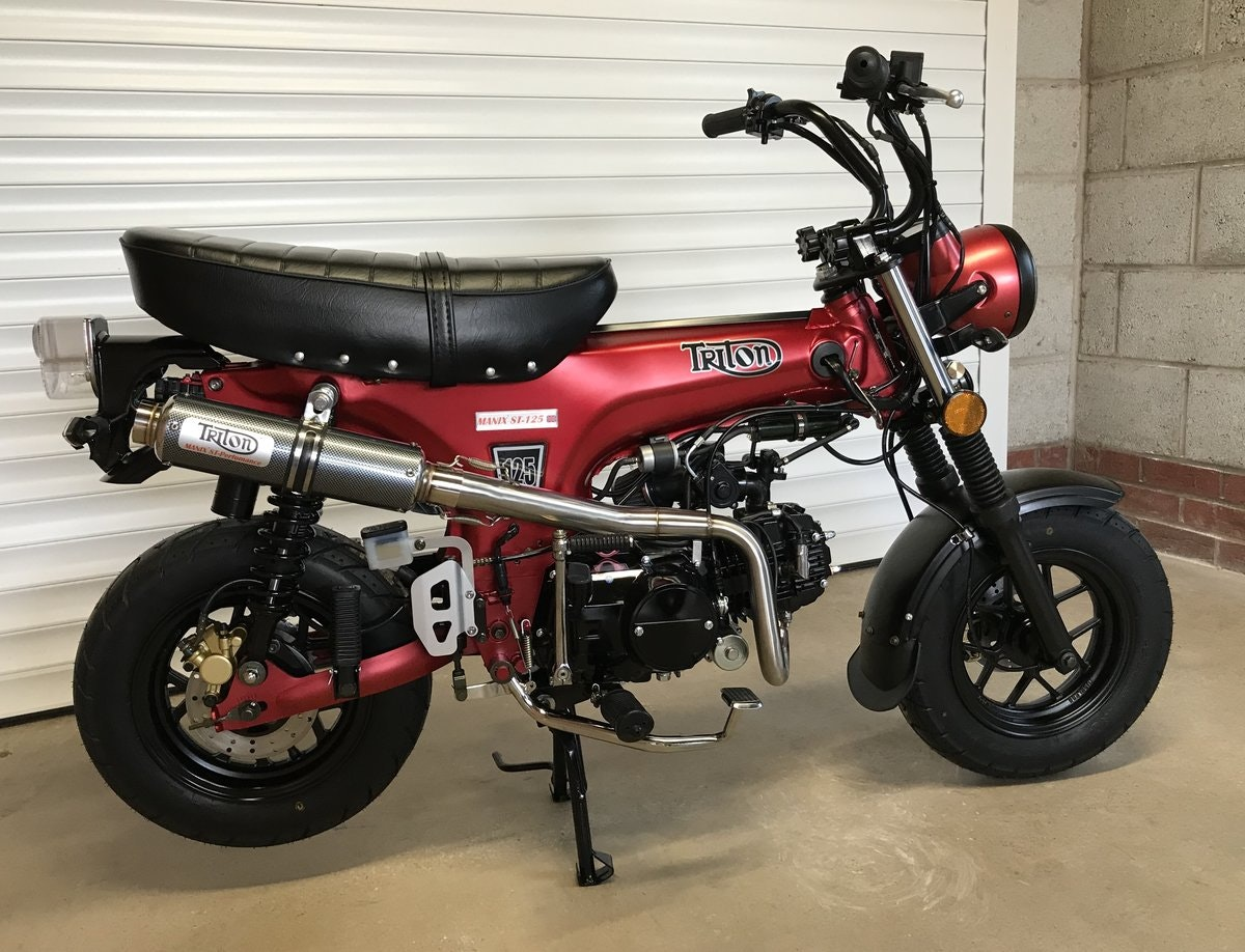 2019 Triton Manix ST-125 Limited Edition For Sale (picture 1 of 6)