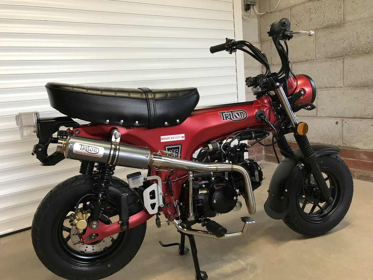 2019 Triton Manix ST-125 Limited Edition For Sale (picture 3 of 6)