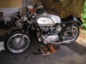 1957 Original Rocker boys Triton.Now reduced to a bargain price. For Sale (picture 2 of 5)