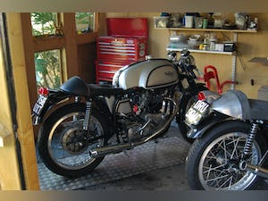 1957 Original Rocker boys Triton.Now reduced to a bargain price. For Sale (picture 5 of 5)