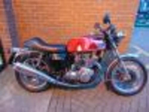 1979 Triumph Trident T160 For Sale (picture 1 of 6)