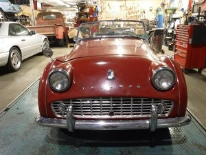 Picture of 1962 Triumph TR3A '62 For Sale