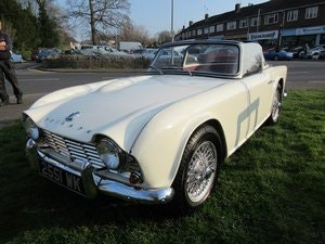 Picture of 1962 Triumph TR4  SOLD