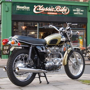 Picture of 1971 T150T Trident, UK Bike, Concours d'elegance Condition. SOLD