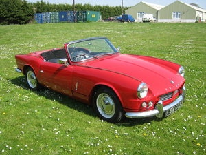 Picture of 1966 TRIUMPH SPITFIRE MK2. OLDER RESTORATION. LOOKS AND DRIVES FA SOLD