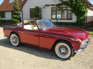Picture of 1966 TRIUMPH TR4A IRS WITH OVERDRIVE. SOLD