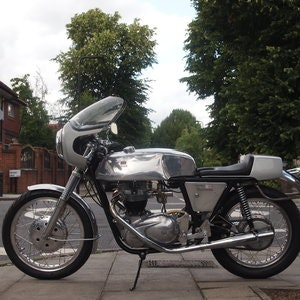 Picture of 1968 Triumph Rickman Metisse 650 Cafe Racer RESERVED FOR RUSSELL. SOLD