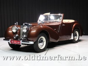 1947 Triumph 2000 Roadster '47 For Sale (picture 1 of 12)