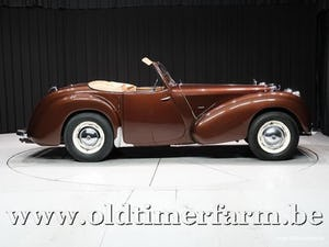 1947 Triumph 2000 Roadster '47 For Sale (picture 3 of 12)