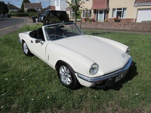 Picture of 1981 Triumph Spitfie 1500  For Sale