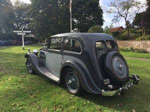Picture of RESERVED 1935 Triumph Gloria G12 Coupe  SOLD