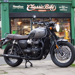 Picture of 2017  T120 Bonneville 1200cc New Version In As New Condition. SOLD