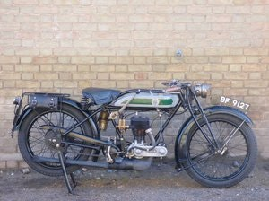 Picture of 1928 Triumph Model N 500cc SOLD