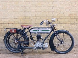 Picture of 1914 Triumph Type C Roadster 4HP 55cc SOLD