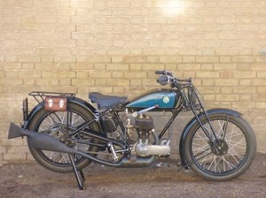 Picture of 1929 Triumph NSD 550cc SOLD