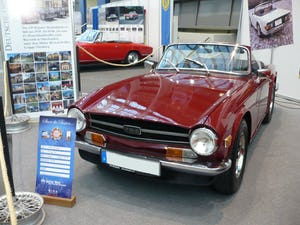1969 '69 TR6 PI, Rare opportunity to bring back home For Sale (picture 1 of 6)