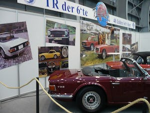 1969 '69 TR6 PI, Rare opportunity to bring back home For Sale (picture 3 of 6)