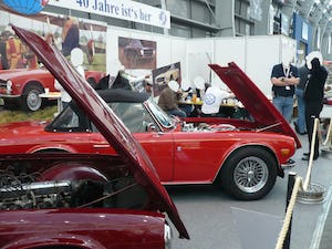 1969 '69 TR6 PI, Rare opportunity to bring back home For Sale (picture 4 of 6)