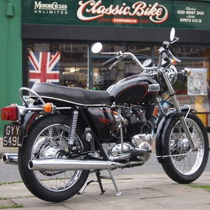 Picture of 1973 Triumph T150V Triple 750cc Triple. RESERVED FOR ADRIAN. SOLD