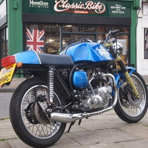 Picture of 1965 Triumph T140 Triton Cafe Racer. RESERVED FOR NORMAN. SOLD