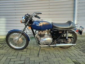 Picture of triumph Tiger 1972 For Sale