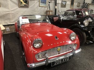 Picture of 1959 Triumph TR3A SOLD