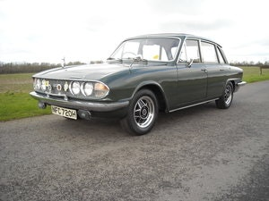 Picture of 1969 TRIUMPH 2000 MK2 ONE PREVIOUS OWNER 47000 MILES SOLD