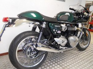 Picture of 2017 triumph thruxton 1200 ABS ace cafe racer  SOLD
