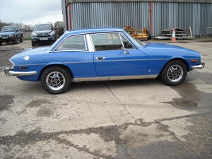 Picture of 1977 TRIUMPH STAG MK2 MAN O/D SHOW CONDITION CAR NOW SOLD For Sale
