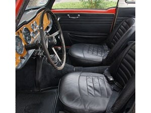1964 Triumph TR4 Surrey Top documented from day one, two owners f For Sale (picture 3 of 6)